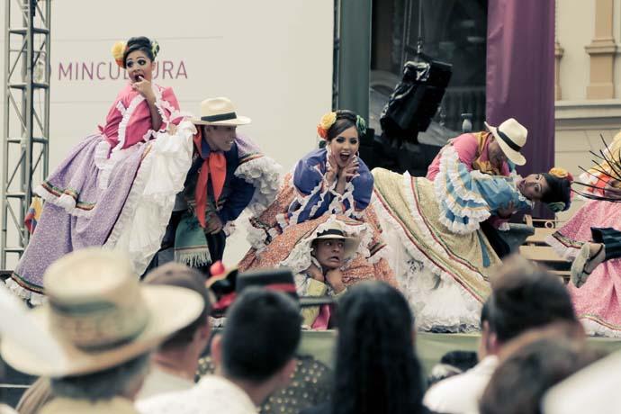 Día de Independencia desde Manizales, a ritmo de música campesina11