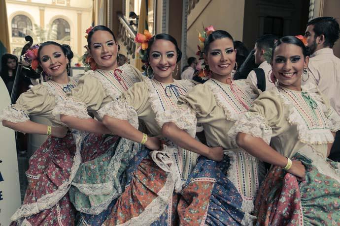 Día de Independencia desde Manizales, a ritmo de música campesina15
