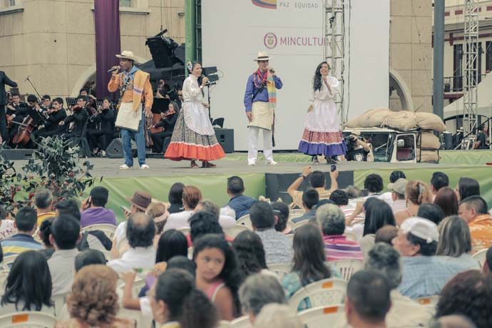Día de Independencia desde Manizales, a ritmo de música campesina5