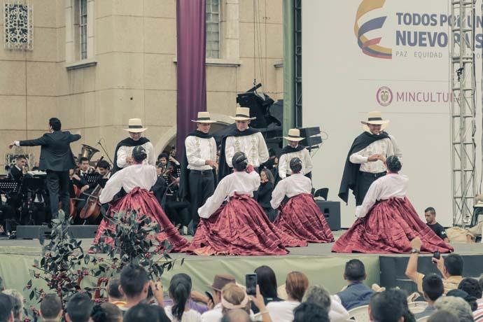 Día de Independencia desde Manizales, a ritmo de música campesina7