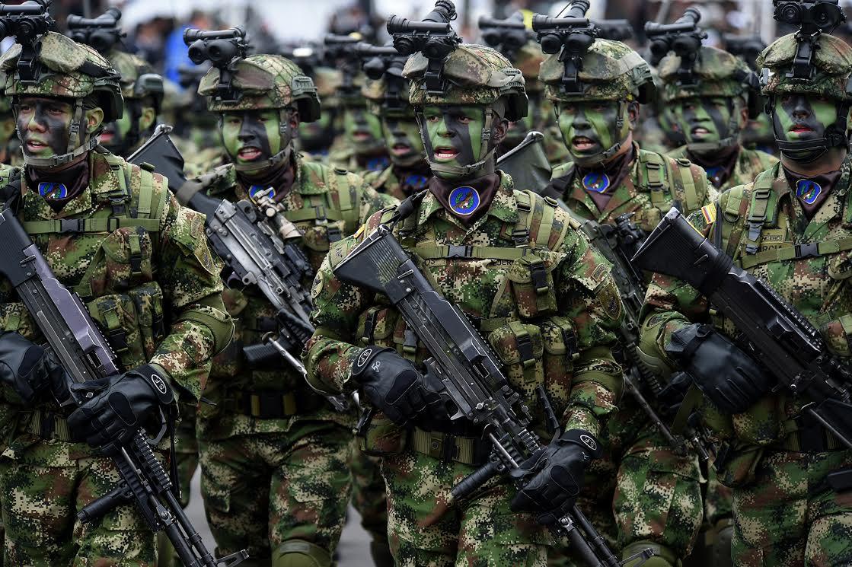 Desfile Militar 20 de julio La Paz es la Victoria.17
