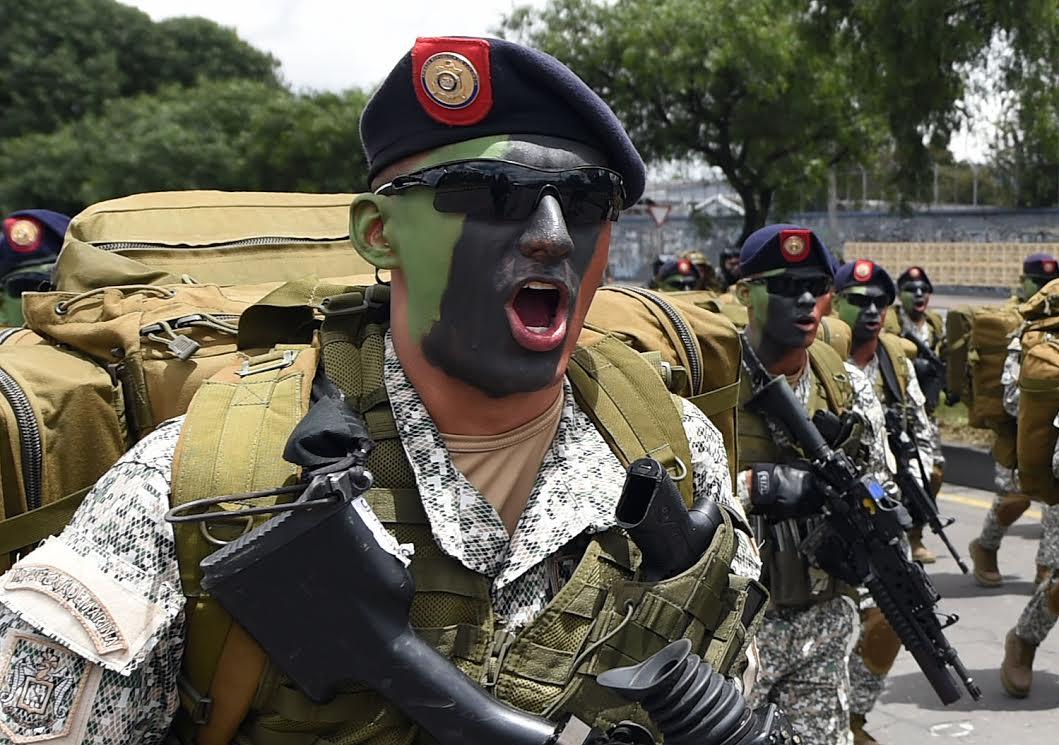 Desfile Militar 20 de julio La Paz es la Victoria.40