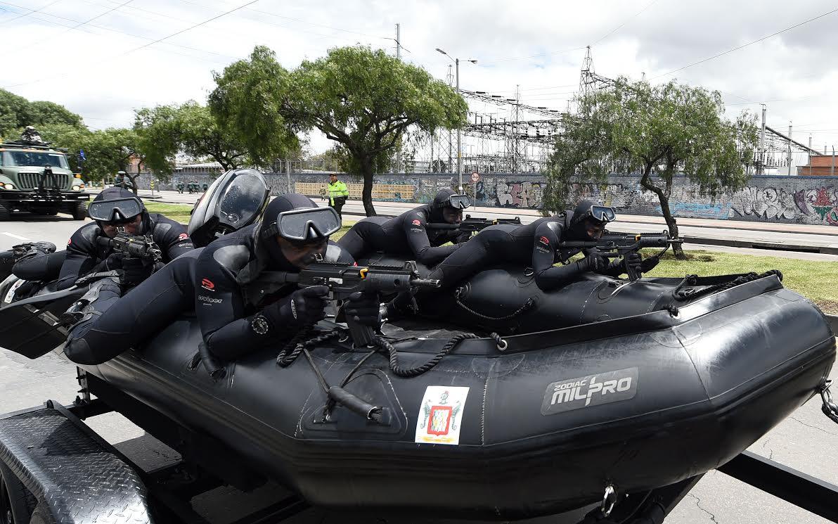 Desfile Militar 20 de julio La Paz es la Victoria.41