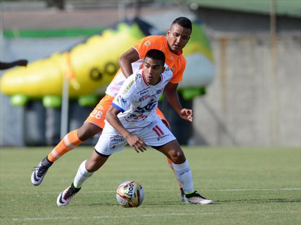 Envigado empató 1-1 ante el Deportivo Pasto