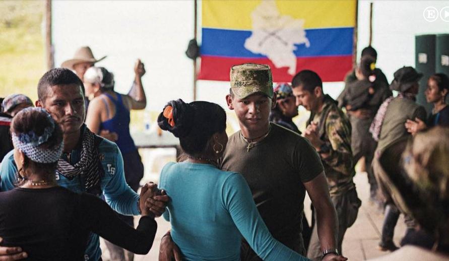 FARC-BAILANDO