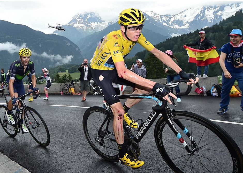 FROOME Christopher  se reafirma