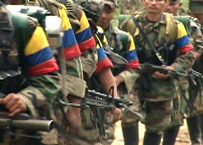 Frente Primero de las FARC