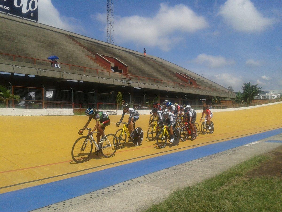 Gran Prix de pista Pereira, 2016