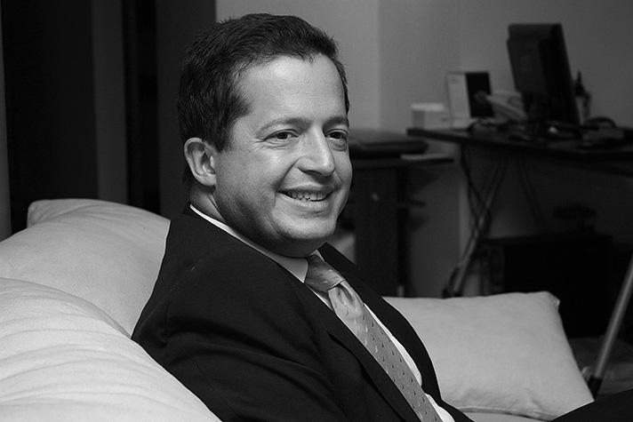 Juan Mario Laserna.