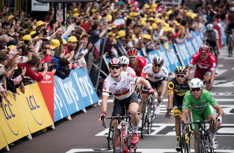 Mark Cavendish Gana tercera etapa2