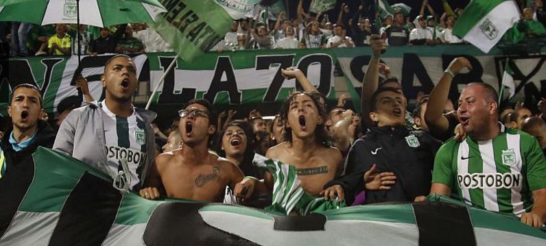 Nacional a la Final de la Copa Libertadores2