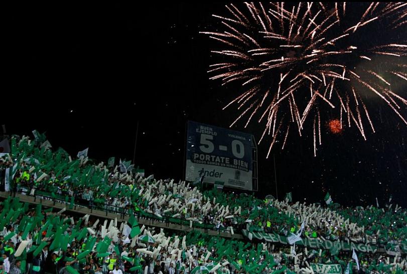 Nacional a la Final de la Copa Libertadores3