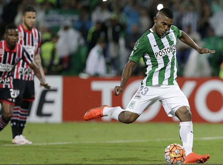 Nacional a la Final de la Copa Libertadores5