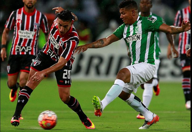 Nacional a la Final de la Copa Libertadores6