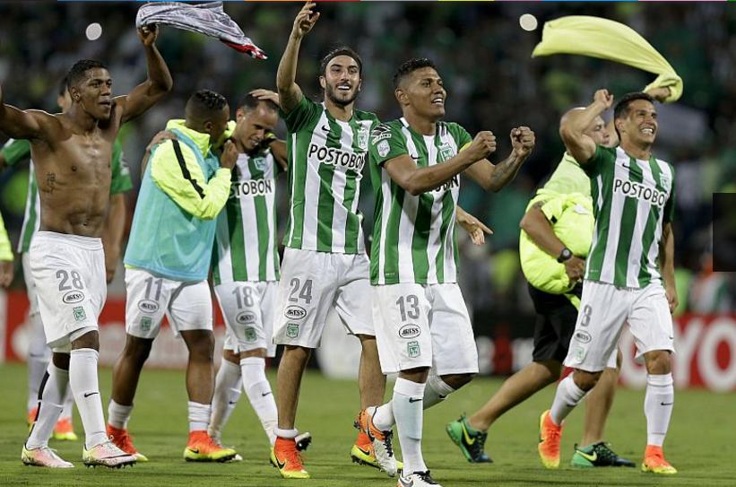 Nacional a la Final de la Copa Libertadores8