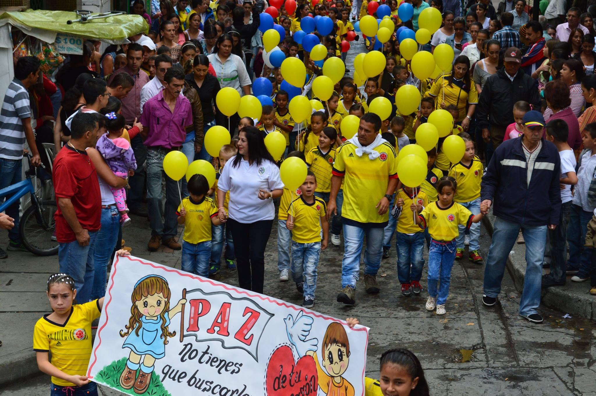 Neira Caldas celebra el 200716Ñ