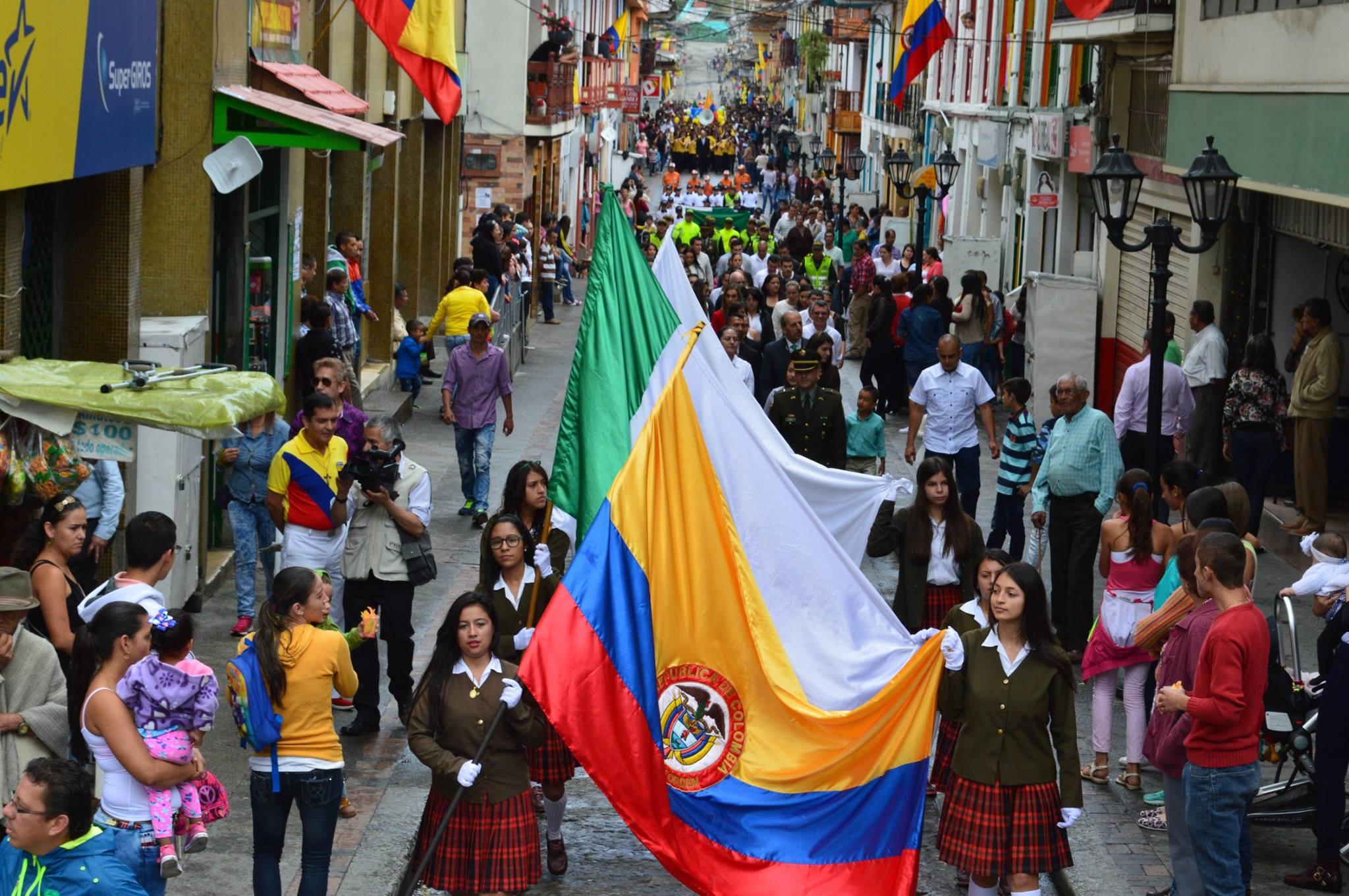 Neira Caldas celebra el 200716 I