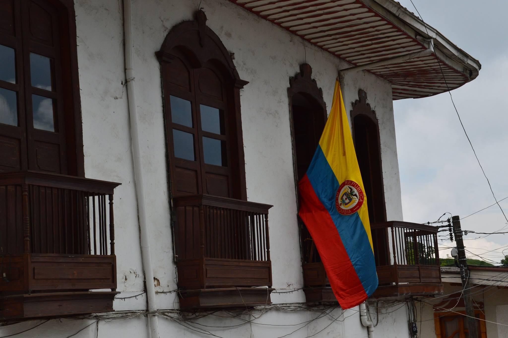 Neira Caldas celebra el 200716
