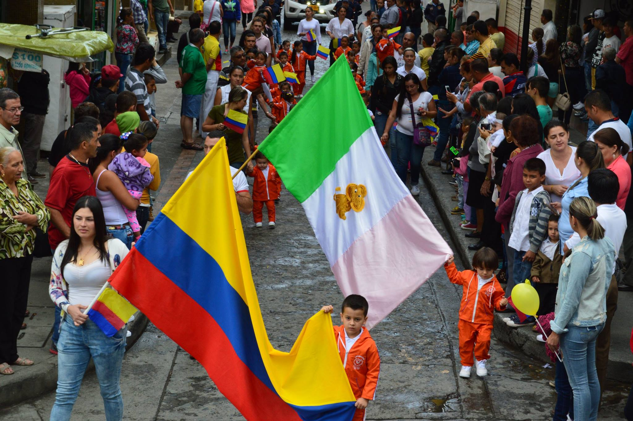 Neira Caldas celebra el 20071600