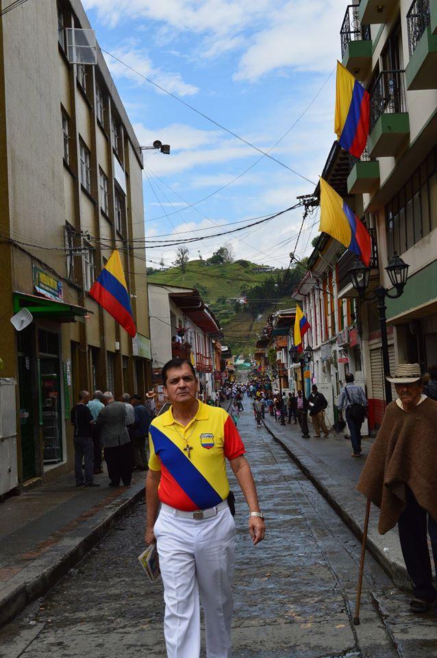 Neira Caldas celebra el 200716C