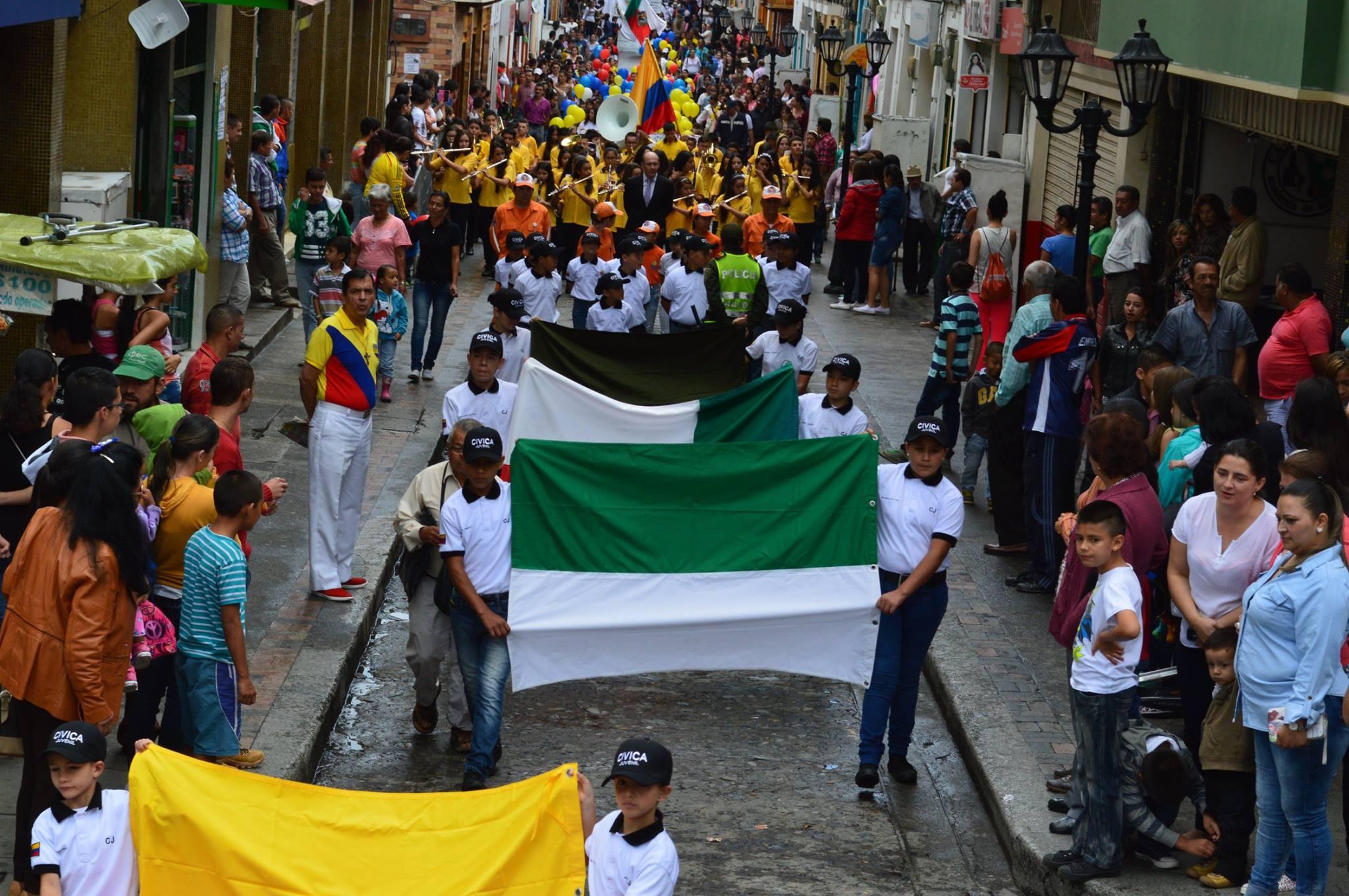 Neira Caldas celebra el 200716L