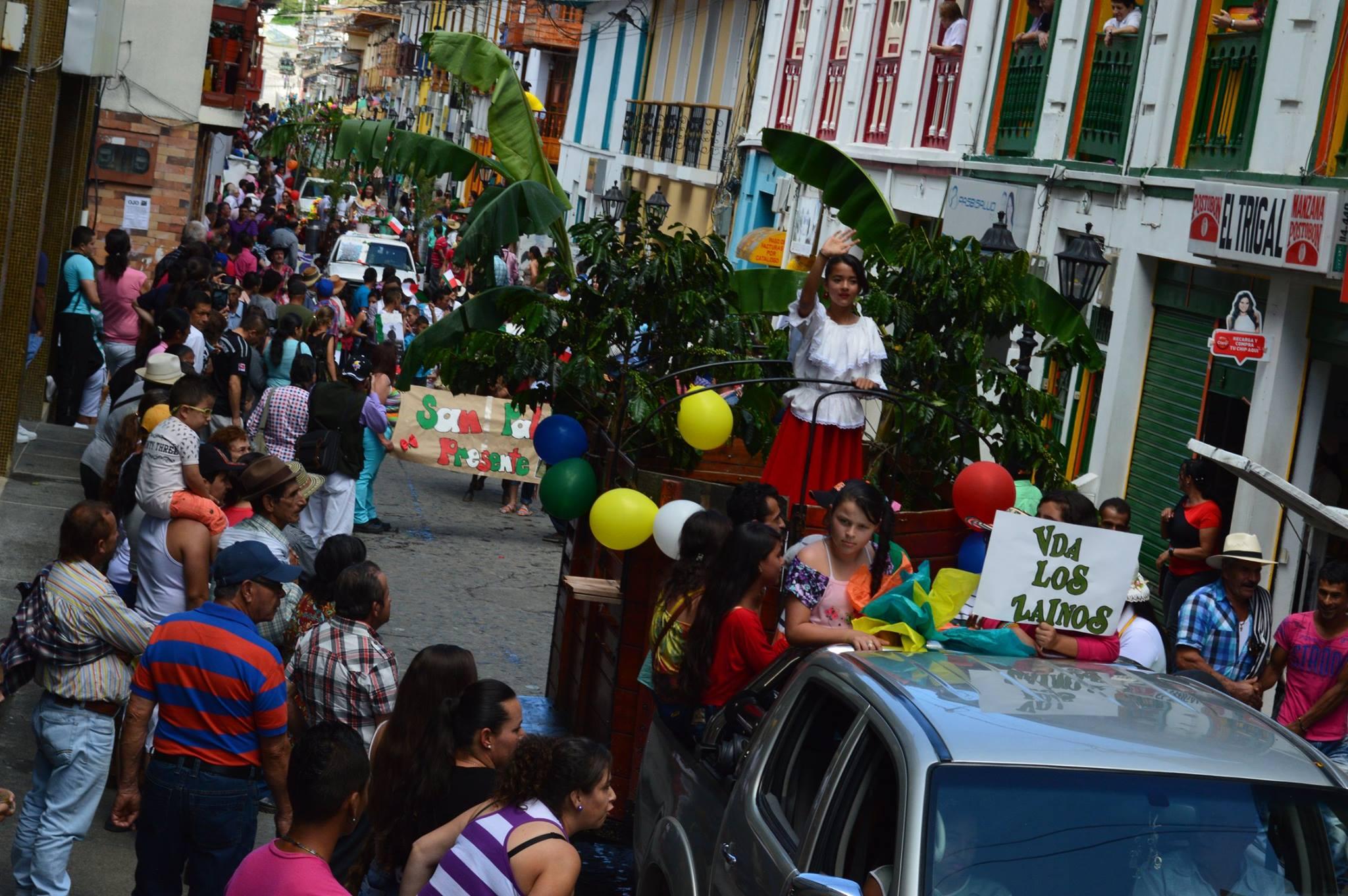 Neira Caldas celebra el 200716W