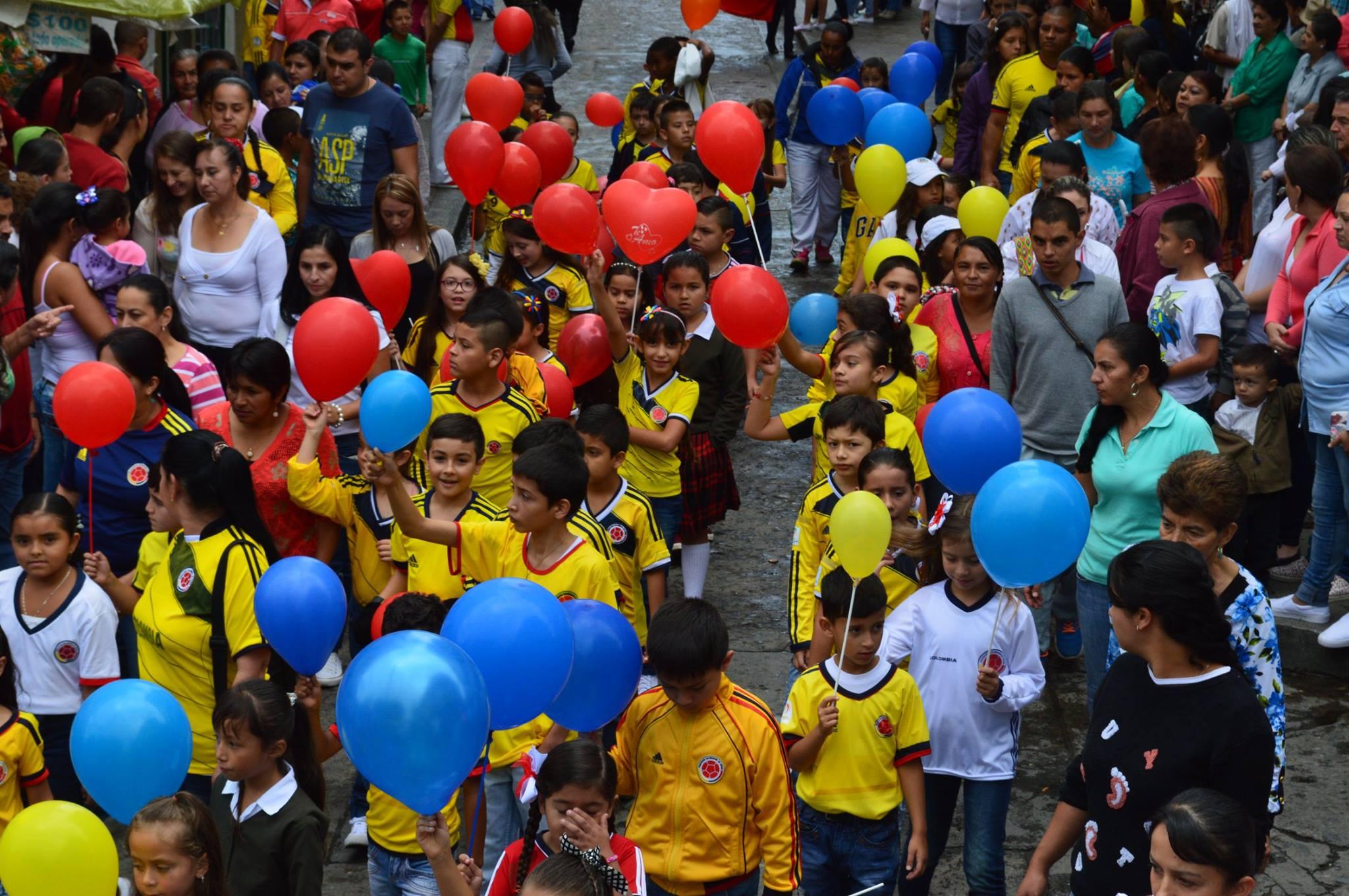 Neira Caldas celebra el 200716o