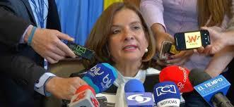 Presidenta de la Corte Suprema de Justicia, Margarita Cabello,