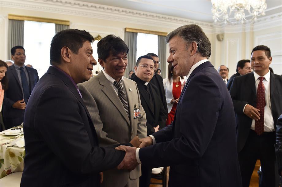 Presidente firmó decreto que establece el Día Nacional de la Libertad Religiosa y de Cultos 2