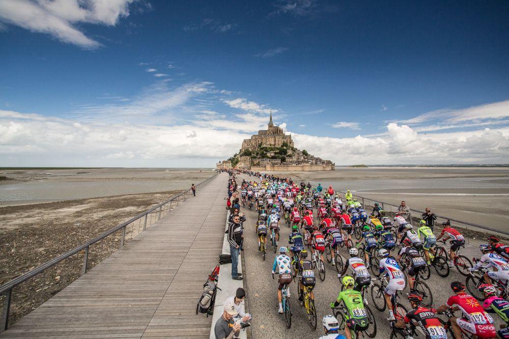 Primera etapa tour de Francia
