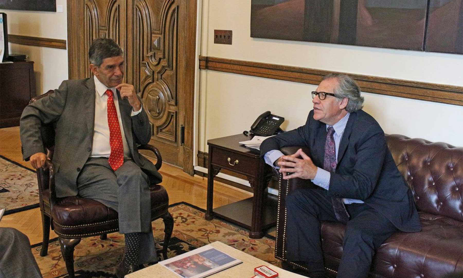 OEA fortalecerá acompañamiento a posconflicto colombiano