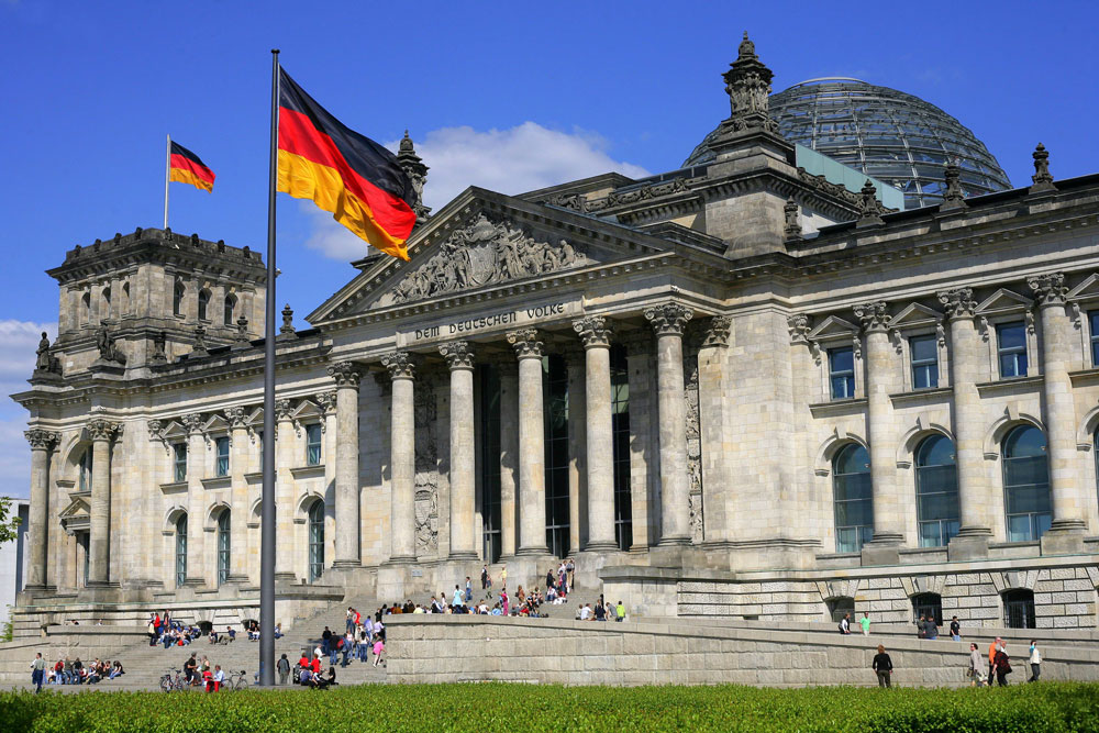 Reichstag-Parlamento-Aleman-Berlin