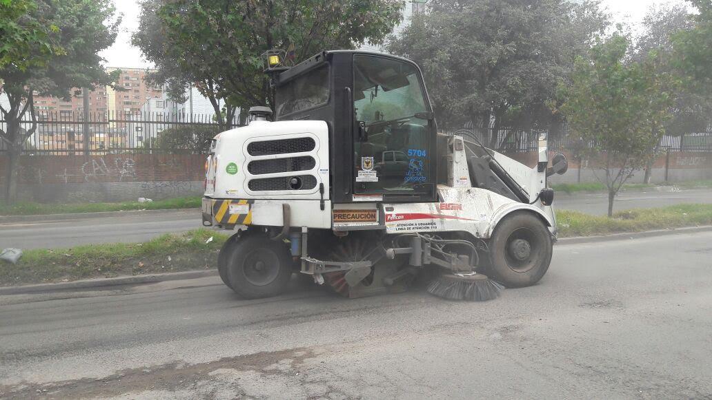 Rutas de aseo para mantener limpia a Bogotá4