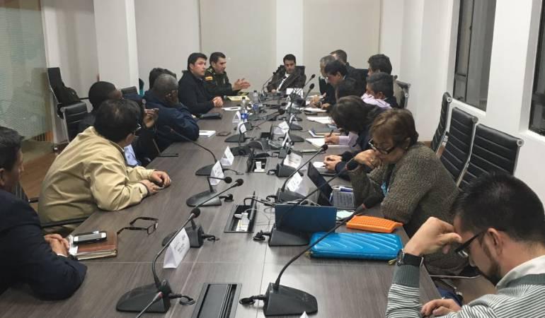 Se reanudan diálogos entre transportadores y Gobierno