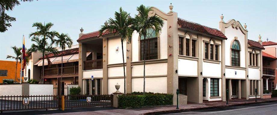 Sede del Consulado de Colombia en Miami