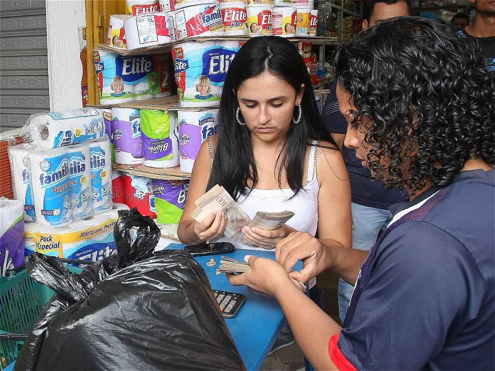 Venezolanos por comida4