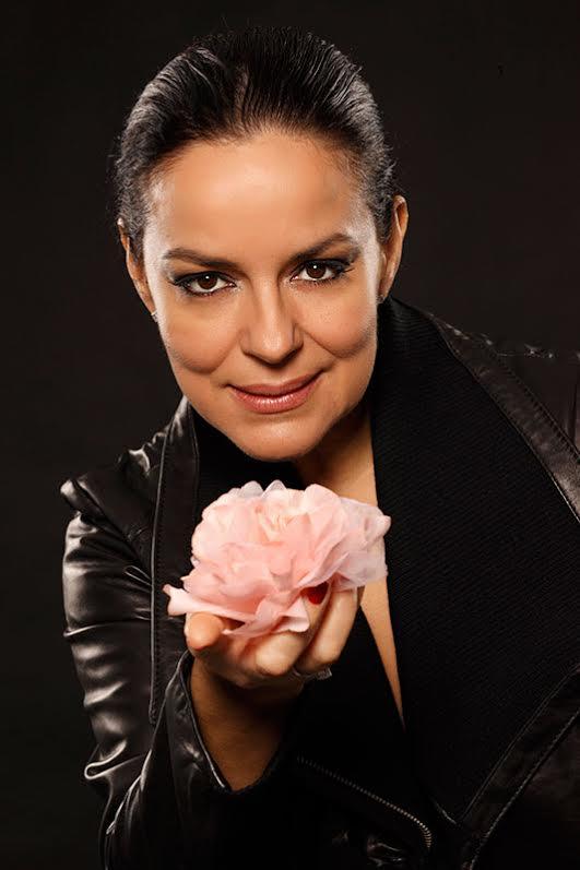 mezzosoprano Nancy F. Herrera