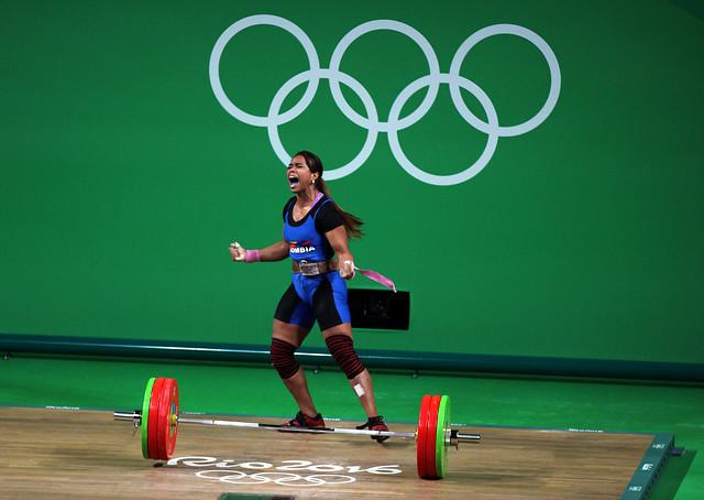 A pesar del esfuerzo realizado, Leidy Solís no logró subir al podio olímpico en Río.