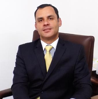 Andrés Mantilla, director Lonjade Propiedad Raíz de Bogotá