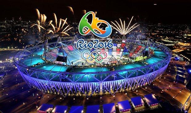 Apertura de los Juegos Olímpicos de Río 2016