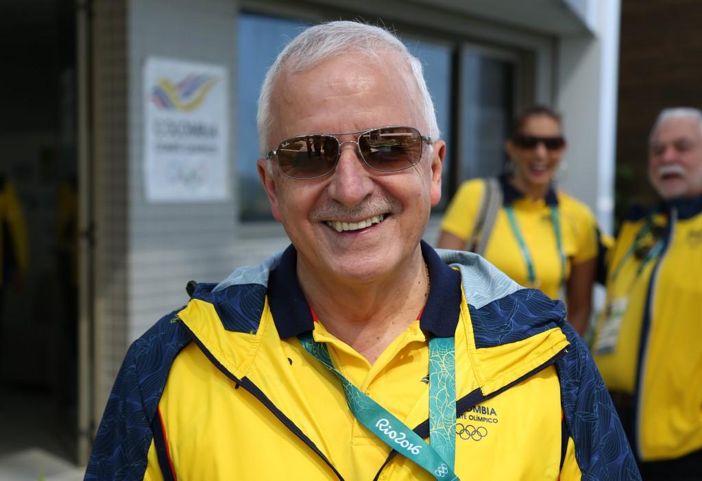 Baltazar Medina, presidente de COC.00