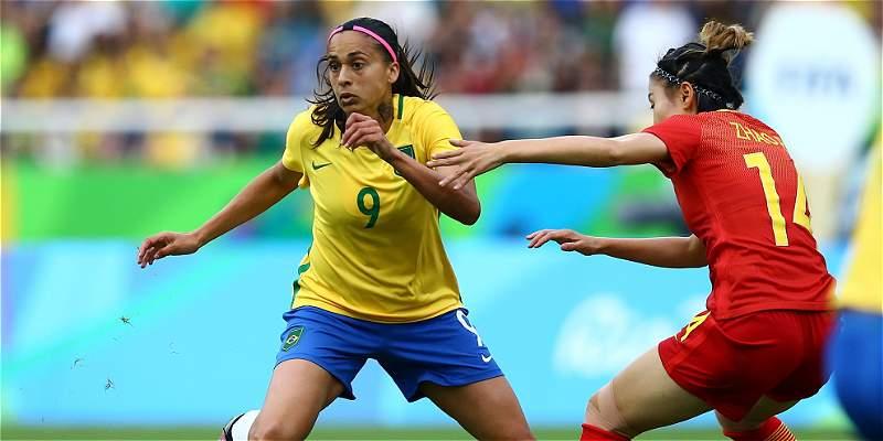 Brasil vencio a China