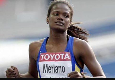 Brigitte Merlano, estableció marca mínima para Río 2016
