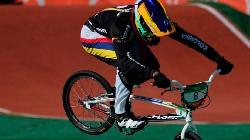 Carlos Ramírez ganó bronce
