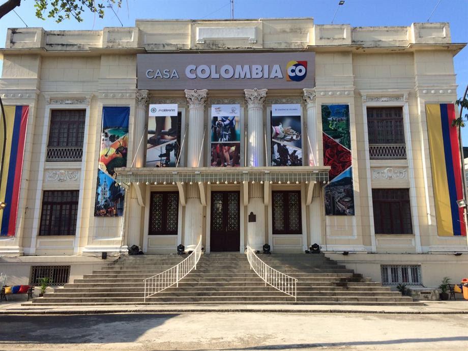 Casa Colombia rn Río 2016