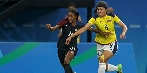 El equipo femenino finalizó con un punto en la tabla de posiciones y le dijo adiós a Río.
