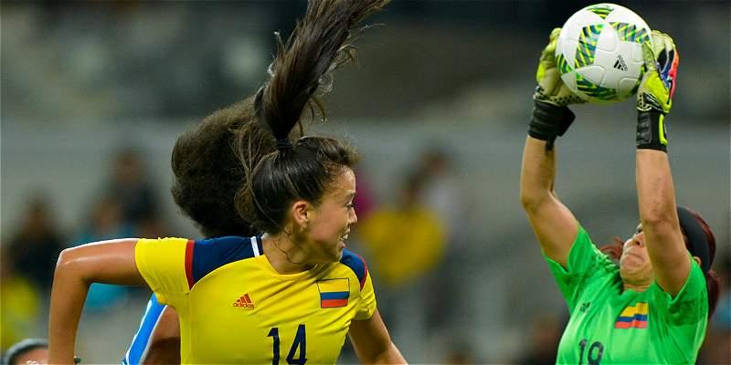 Colombia por los puntos ante Nueva  Zelandia