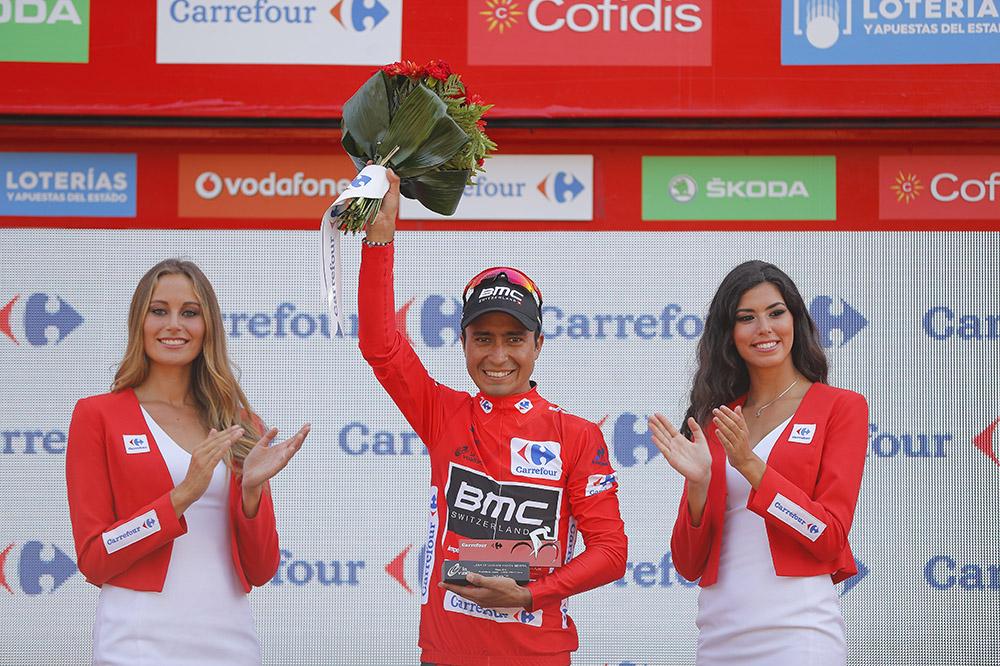 El Coredor del (Orica)Simon Yates gana la 6ª etapa de la Vuelta España entre Monforte de Lemos -Luintra de 163Km