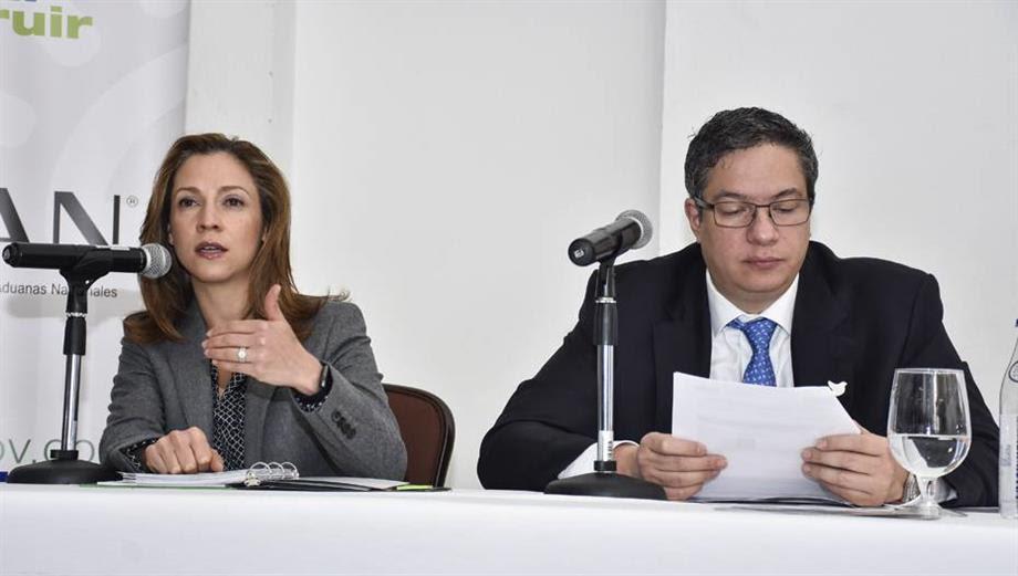 Desde el 21 de junio se han aprehendido mercancías por más de $8.000 millones en Bogotá, Medellín y Cali, principalmente textiles y confecciones.