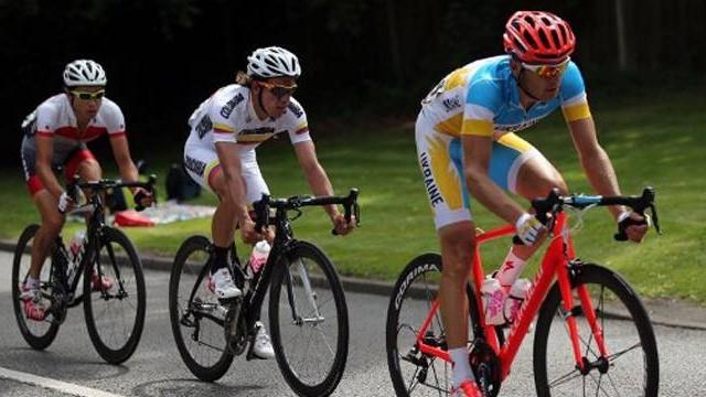 El equipo colombiano estará compitiendo en la prueba de 237 kilómetros.